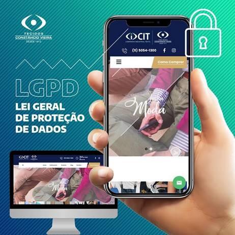 A CIT em adequação à lei geral de proteção de dados (LGPD)