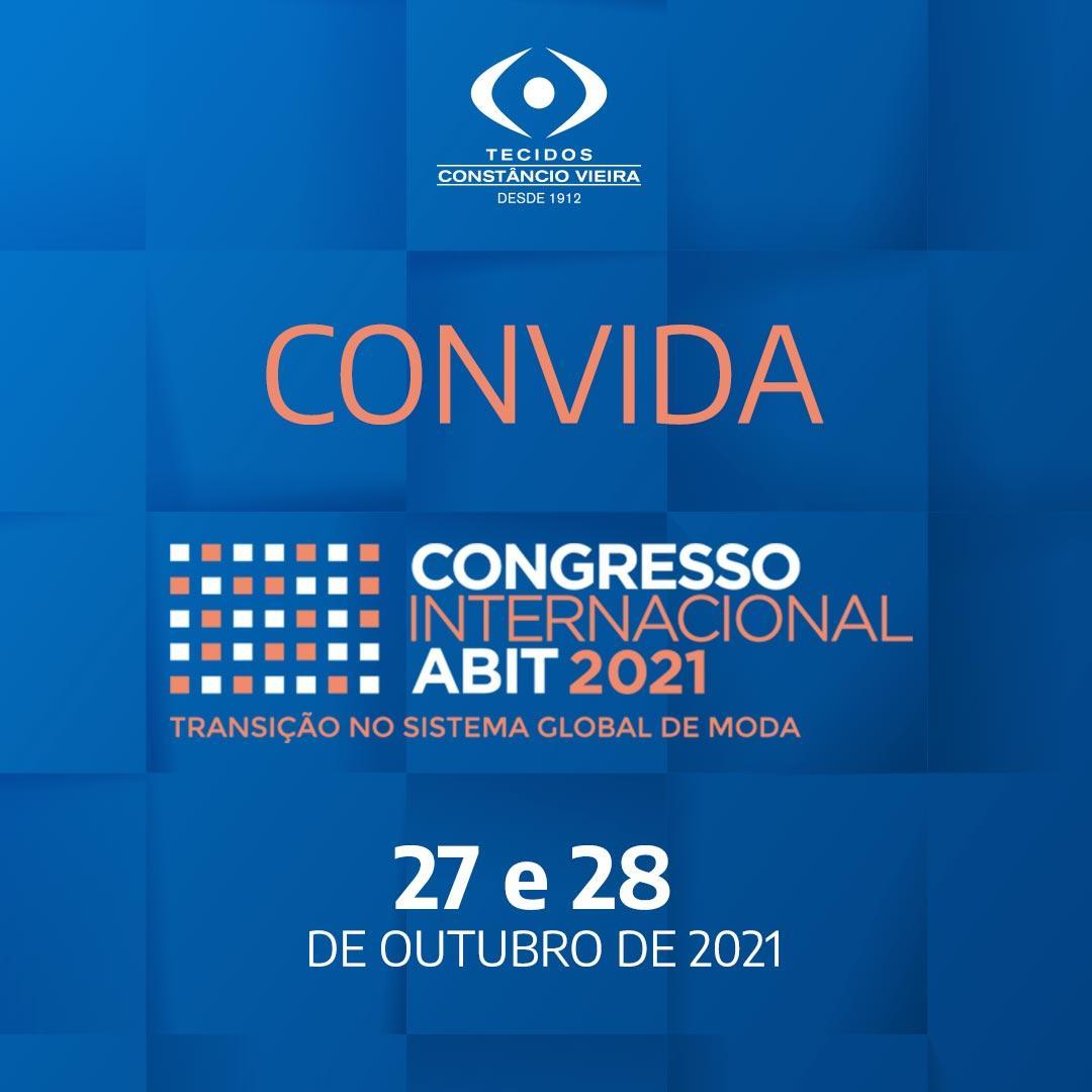 Congresso Internacional ABIT 2021